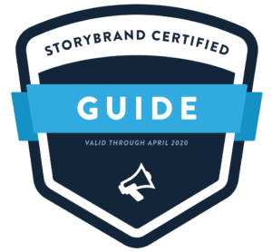 Story Brand Guide Badge